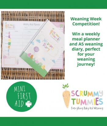 Scrummy Tummies Competition May 2021